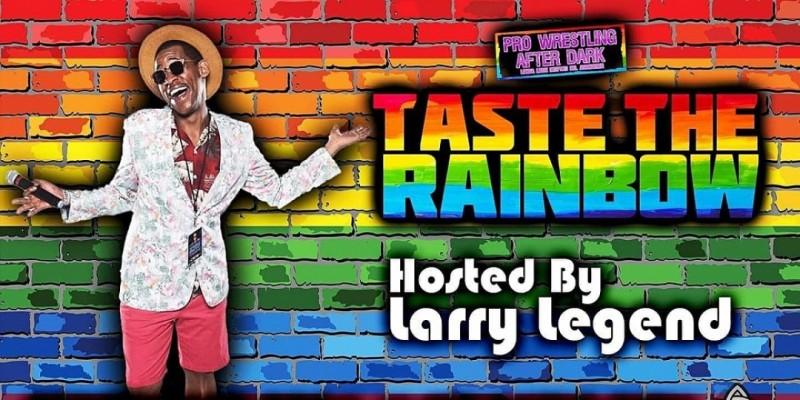 Pro Wrestling Afterdark Pride Presents:Taste The R ,Atlantic City
