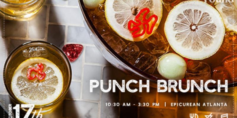 Punch Brunch Benefitting Giving Kitchen ,Atlanta