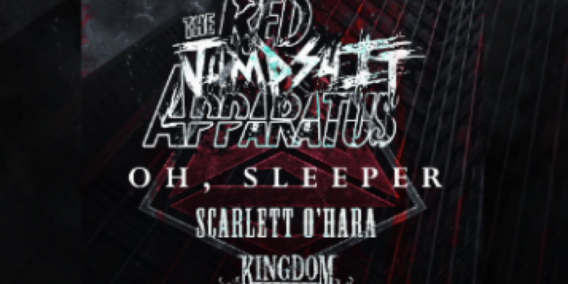 Red Jumpsuit Apparatus At Endless Summer Nights Houston , Houston