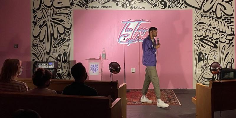 Sacrilegious! A Comedy Show ,Brooklyn