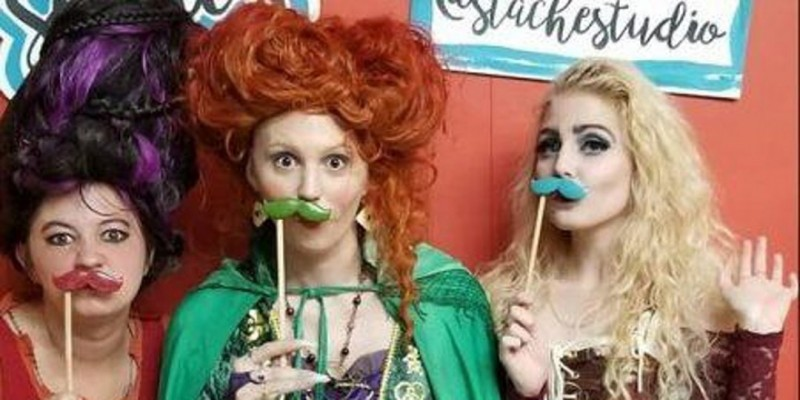 Sanderson Sisters ,Griffin
