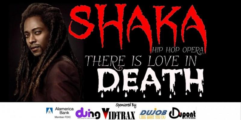 Shaka (The Black Vampire) ,Stone Mountain