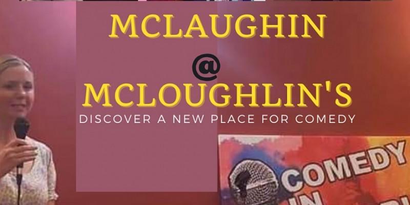 Smokes and Jokes Comedy McLaughin' @ McLoughlin's ,Queens
