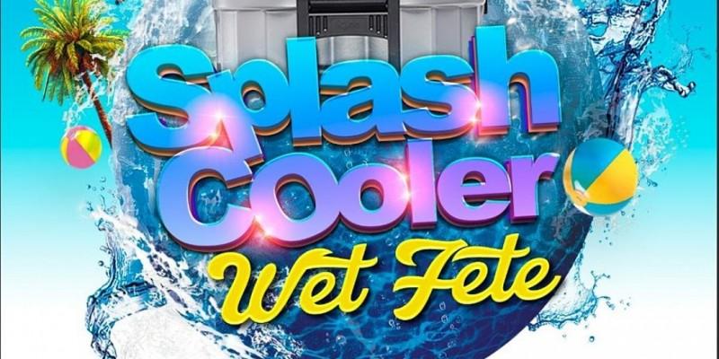 Splash Cooler Wet Fete ,Miami