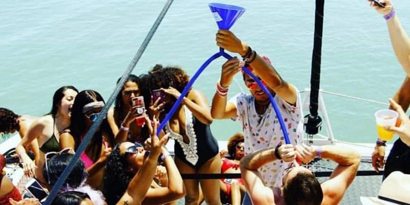 SPRING BREAK - MIAMI BEACH - BOAT PARTY ,Miami
