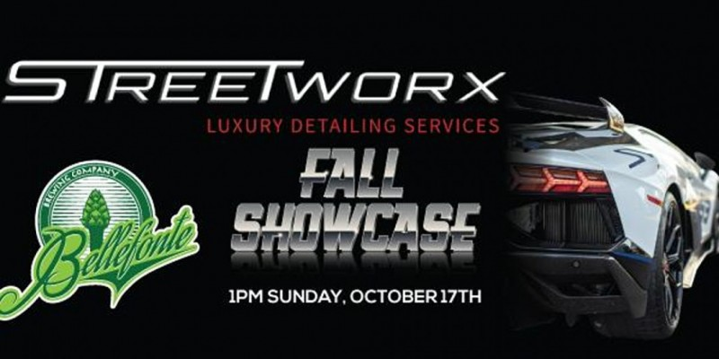 Streetworx Detailing + Bellefonte Brewing Company ,Wilmington