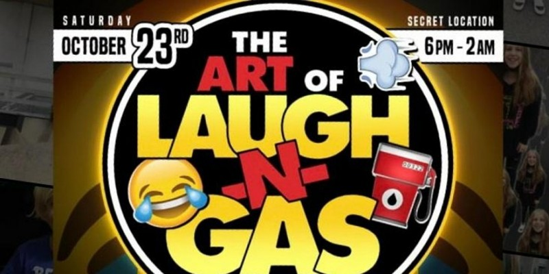 The Art Of Laugh -N- Gas ,Clementon