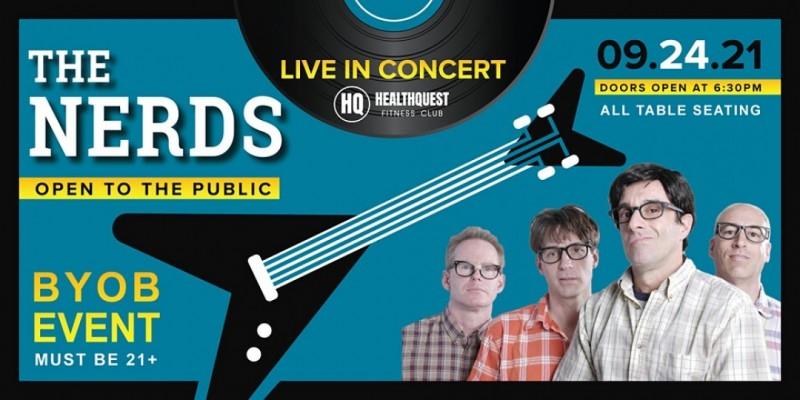 The Nerds - Live at HealthQuest ,Flemington