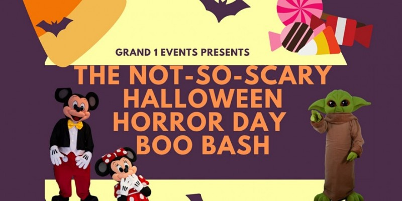 The Not-So-Scary Halloween Horror Day Boo Bash ,Union