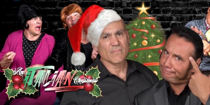 The Uncle Louie Variety Show: An Italian Christmas ,Hammonton