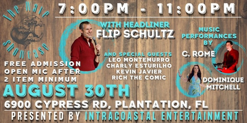 The Wave Comedy & Music Show ,Plantation