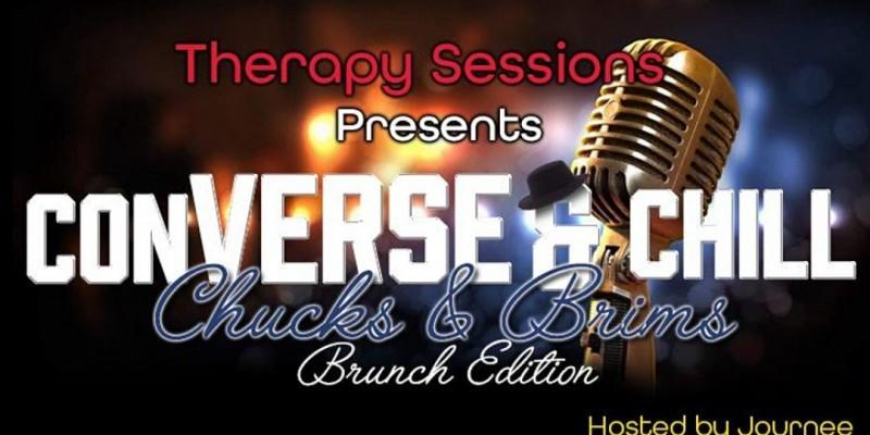 Therapy Sessions Presents: conVERSE & Chill...Chucks & Brims Brunch Edition ,Fairburn