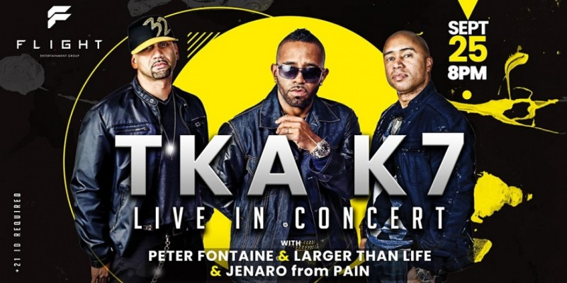 TKA K7 Concert | Freestyle Live ,Trenton