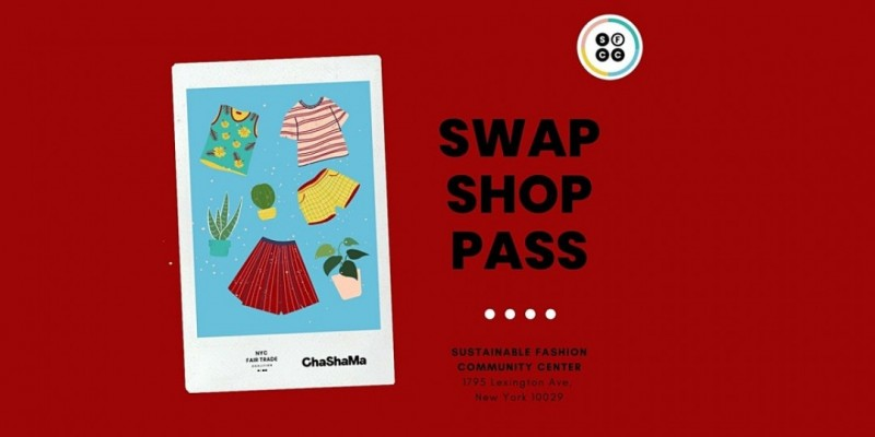 Tues. Swap Shop Pass ,New York