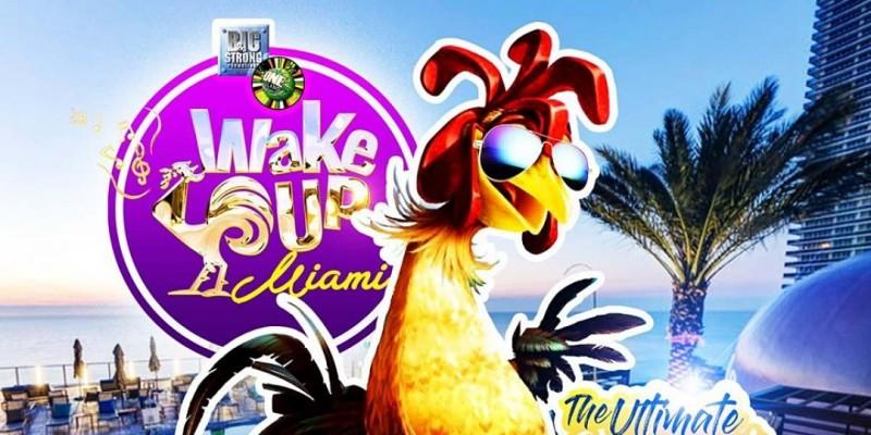 Wake Up Miami 2021: THE CURE  (SHOTS EDITION) ,Miami