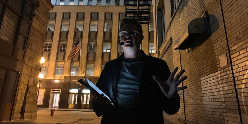 Walking Tour: Haunted History in Chicago ,Chicago