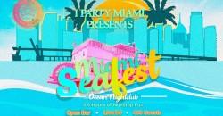 #1 Booze Cruise Boat Party Miami ,Miami
