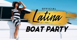 #1 LATIN BOAT PARTY YACHT CRUISE  Music cocktails Views & Vibes NYC ,New York