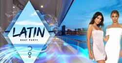 #1 LATIN MUSIC BOAT PARTY YACHT CRUISE |  NYC Saturday Oct 16th ,New York