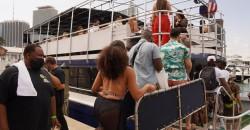 #1 OPEN BAR BOAT PARTY BOOZE CRUISE IN MIAMI ,Miami