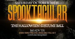 10/30 SPOOKTACULAR - A Halloween Costume Yacht party @  Hornblower Infinity ,New York