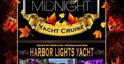 11/13/21 - Autumn Moonlight Midnight Yacht Cruise
