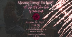 A Journey Through The heART:  A Solo Art Show Gala ,Mableton