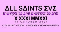 All Saints Eve: Mosh and Skate ,Atlanta