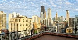 AMBASSADOR CHICAGO HOSTS YOGA ON THE TERRACE WITH YOGA LOFT ,Chicago