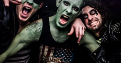 AMERICAN GRIM, WITH SISTER SALVATION AND MORE BANDS TO BE ANNOUNCED AT ARTIES BAR AND GRILL PRE CHRISTMAS BASH , Frenchtown