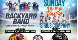 Backyard Band & Sirius Company Atlanta  , Atlanta