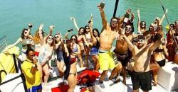 BIGGEST MIAMI PARTY BOAT ALL INCLUSIVE EXPERIENCE! ,Miami