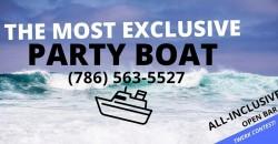 BOAT PARTIES IN MIAMI ! ,Miami