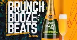 Brunch Booze & Beats Bottomless Brunch & Day Party - L.A. Edition