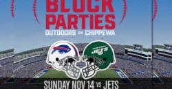 Buffalo Bills Block Party , Buffalo