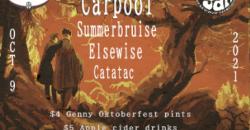Carpool, summerbruise, Elsewise, CATATAC , Rochester