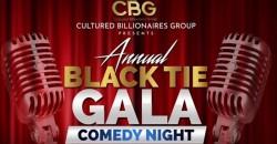 CBG Annual Black Tie Gala and Comedy Show ,Woodbridge Township
