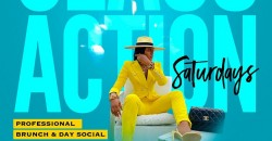 Class Action Saturdays Professional Brunch + Day Party + Nightlife ,Houston