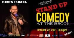 Comedian Kevin Israel ,Bound Brook
