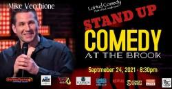 Comedian Mike Vecchione ,Bound Brook