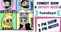 Comedy Show and Mixer ,Lake Worth