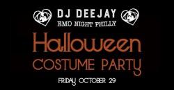 DJ Deejay's Emo Night Philly Halloween Costume Party ,Philadelphia