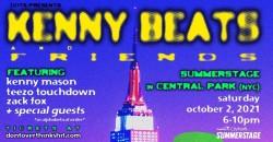 D.O.T.S Presents: Kenny Beats & Friends