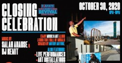 ELEVATE 21 CLOSING CELEBRATION w/DJ Kemit, Salah Ananse & More ,Atlanta