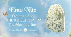 Emo Nite at The Moshulu presented by Emo Nite LA. ,Philadelphia