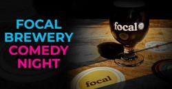 Focal Brewery Comedy Night ,Miami