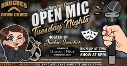 FREE COMEDY OPEN MIC NIGHT ,Lake Worth