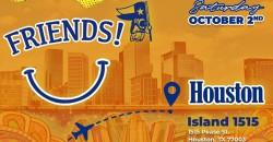 FRIENDS H-Town ,Houston