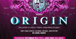 FSOB presents ORIGIN , Orlando