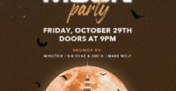 Full Moon Party at PHD Dream Downtown , New York